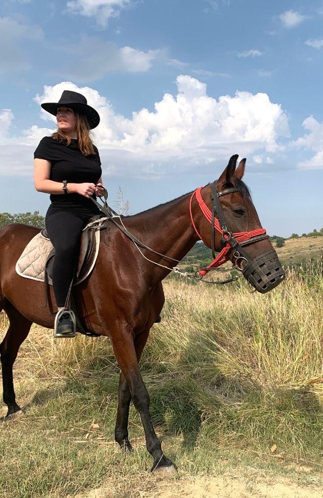 Jahač na konju