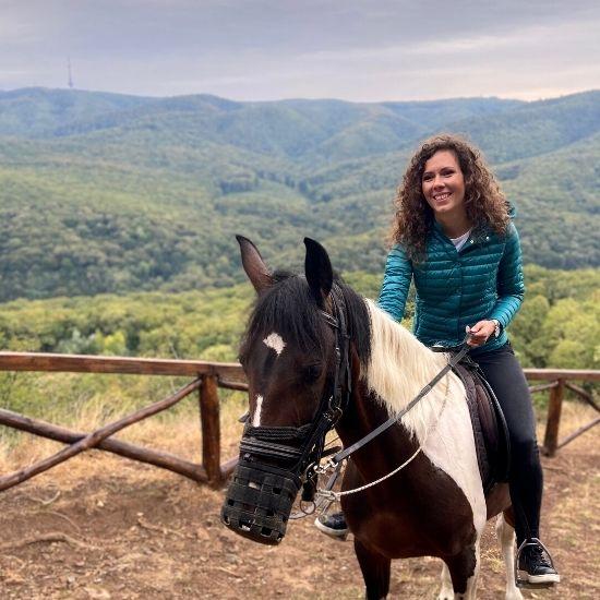 Vidikovac Orlovo bojište obilazak na konju