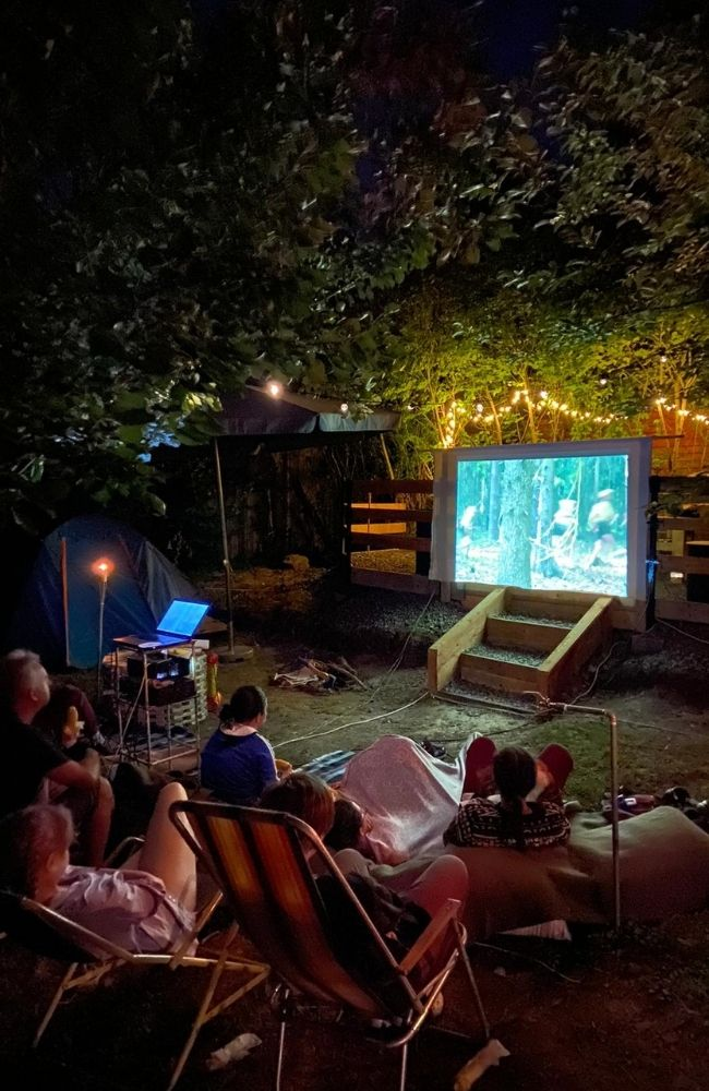 Filmske večeri na otvorenom